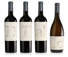 altavins wine label www.prettywines.com