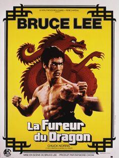 la fureur du dragon   La fureur du dragon - Bruce Lee Image 6 sur 9