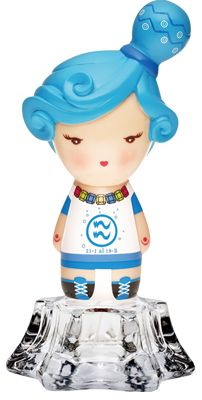 Aquarius harajuku Lover perfume  OMG!!!! WHEN DID THEY COME OUT WITH THIS?!?!?!