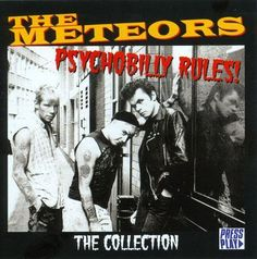 Psychobilly Rules: The Collection [LP] - Vinyl