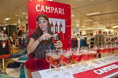 CAMPARI - Vogue Fashion's Night Out @ PEEK & CLOPPENBURG