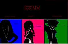 iGrimm :D (Sisters Grimm)