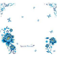 HonC kreatywny pcv motyl niebieski kwiat naklejki ścienne z motywem winorośli home decor DIY tło dekoracji tapety naklejki na ścianie,Kupuj od sprzedawców w Chinach i na całym świecie. Ciesz się bezpłatną wysyłką, wyprzedażami, łatwymi zwrotami i ochroną kupujących! Ciesz się ✓ bezpłatną wysyłką na cały świat! ✓ Limit czasu sprzedaży ✓ Łatwy zwrot Wallpaper Stickers, Vides, Vine Wall, Wall Stickers Home Decor, Flowering Vines, Pvc, Blue Flowers, Butterfly, Diy Decoration