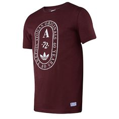 Camiseta Blue Herzo, Dark Rust