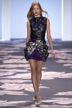 Vera Wang Fall 2013 RTW - Review - Fashion Week - Runway, Fashion Shows and Collections - Vogue - Vogue