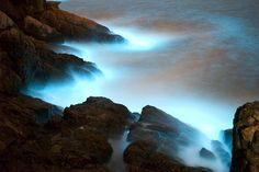 藍眼涙 北海坑道(南竿・馬祖) | 台湾観光-台北ナビ