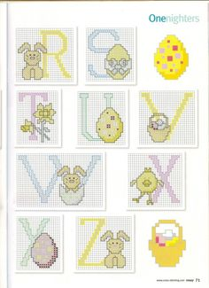 Gallery.ru / Фото #38 - Cross Stitch Crazy 123 апрель 2009 - tymannost
