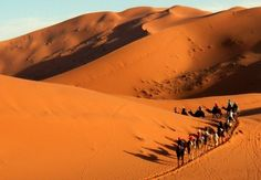 shared 4 Days sahara desert tour to Erg chebbi dunes in Merzouga