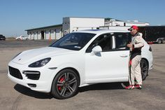 Porsche Cayenne GTS Getting Ready for the Track