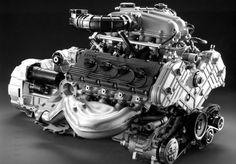 Ferrari F119 V8 Engine