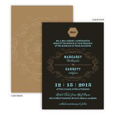 Fallon Wedding Invitations