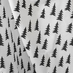 Create a stylish table setting with a Scandinavian touch with Gran oilcloth from Fine Little Day, designed by Elisabeth Dunker. The oilcloth is made of acrylate coated cotton and… Christmas Tree Candle Holder, Christmas Tree Toppers, Copenhagen Christmas, Scandinavian Christmas Decorations, Advent Candles, Alternative Christmas Tree, Day Designer, Paper Ornaments, Tree Wallpaper