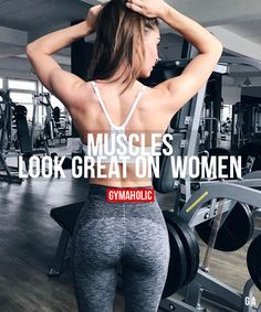 Muscles look great on women fitness motivation quotes, sport motivation, fitness goals, weight Fitness Quotes, Fitness Goals, Fitness Tips, Health Fitness, Health Goals, Body Inspiration, Fitness Inspiration, Motivation Inspiration, Hiit
