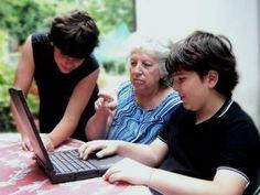 Jovens mais preocupados com segurança online do que adultos