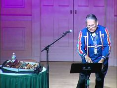 """▶ R. Carlos Nakai: American Indian Flute Music from Arizona - YouTube -  Library of Congress. Uploaded on Oct 21, 2011 R. Carlos Nakai performs American Indian flute music in a noontime concert in the Library's """"Homegrown"""" series."""