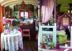 Bohemian Spaces