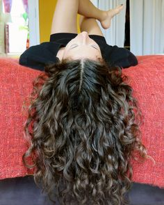 how to handle the curls. it's apparently a whole thing.