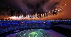 ¡BRUTAL! La apertura de los Juegos Olímpicos en Río… un espectáculo de altísimo…