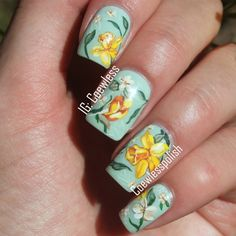 coewless #nail #nails #nailart