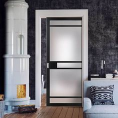 All pocket cassettes may be kerbside delivery only and not in to the home. doors are delivered separately. All doors can slide open left or right, you decide when installing them, delivery will be from two separate suppliers. Pocket Door Frame, Pocket Doors, The Doors, Panel Doors, Door Fittings, Flush Doors, Architrave, Wall Spaces, Frosted Glass