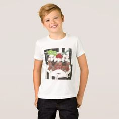 Ms Pudding Kid's T-Shirt  $22.15  by Mooncloud  - cyo diy customize personalize unique