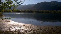 Effetti di Luce sul lago di Olginate