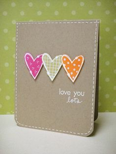 love you lots by donna mikasa, via Flickr