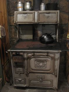 Wood Burning Stove | Flickr - Photo Sharing!