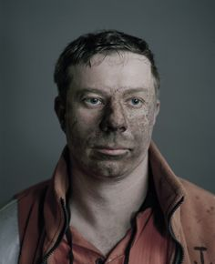 Miner © Spencer Murphy