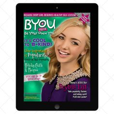 Subscribe to BYOU Magazine TODAY!  1-year is only $17.97 and 2-years is $29.97. You'll get the digital version for FREE with your purchase of a print subscription! Visit www.BYOUmagazine.com/order to order.