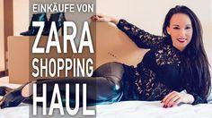Zara Haul deutsch - Shopping Haul 2016 - aktuelle Zara Kollektion Herbst...