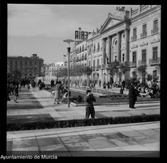 Murcia, Spain, Pandora, Louvre, Street View, Building, Travel, Antigua, Voyage