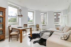 white scandinavian home, white parquet flooring Parquet Flooring, Scandinavian Home, Home Decor, Decoration Home, Room Decor, Home Interior Design, Home Decoration, Interior Design