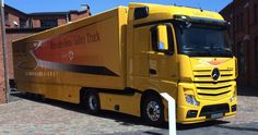 'Driverless' trucks become reality: Daimler unveils prototype, dubbed Highway Pilot