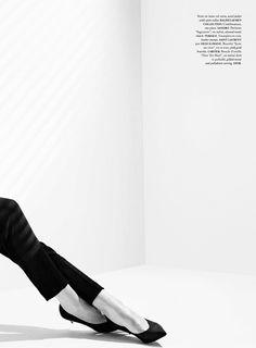 Madame Air France May 2014 ┃ Alexandra Tikerpuu by Takay