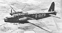 The Vickers Wellington Bomber