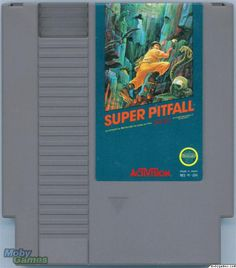 "Super Pitfall NES One of the most deceptive uses of the word ""Super"" in video game history.  All the items you need are invisible. your character on the game looks like Luigi. The only weapon you have is a gun, and it can only shoot straight forward. What were they thinking?!"