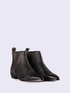 D-ANNISH FA Boots Woman | Diesel Online Store