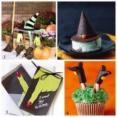 Make it Witchy for Halloween :)