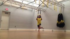 Try this ‪#‎TRXMondayMove‬ with TRX Senior Master Instructor, Marc Coronel : TRX…