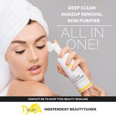 Deepest. Clean. EVER. Get to know the foaming face wash that takes it all off! https://multibra.in/6tpnv