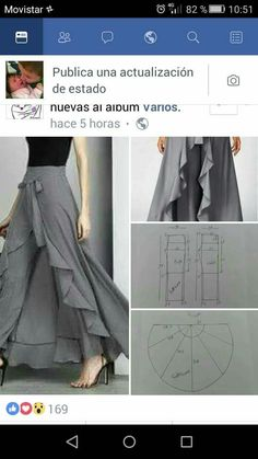 Diy dress skirt pattern makingDiscover thousands of images about Tutorial kain kipas hadapanhow to draft a sleevefrom fashion design Sewing Pants, Sewing Clothes, Diy Clothes, Clothes For Women, Skirt Patterns Sewing, Simplicity Sewing Patterns, Clothing Patterns, Bcbg, Pants Pattern