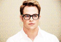chris pine glasses - Google Search
