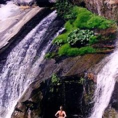 Carlon Falls, Yosemite National Park, CA