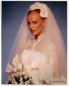 Grace Kelly - Promo shot of Cheryl Ladd Cheryl Ladd, Star Wars, Grace Kelly, One Shoulder Wedding Dress, Wedding Dresses, Lady, Movies, Beauty, Fashion