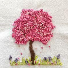 Emboridery Cherry Tree (@tuuceden)