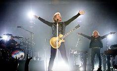 Groupon - Bon Jovi: Because We Can – The Tour at Air Canada Centre on Saturday, November 2, at 7:30 p.m. (Up to Half Off) in Air Canada Centre. Groupon deal price: $32