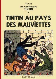 Tintin au pays des mauviettes