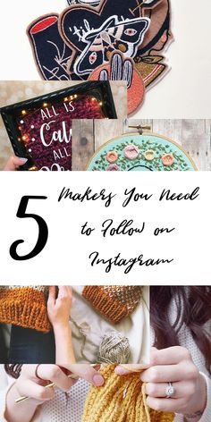 Check out these amazing small businesses! and follow them on insta! || Claudiachampagne.com