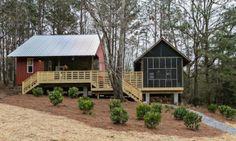 Pour que les plus démunis puissent aussi se loger décemment, Rural Studio, un collectif d'architectes, a conçu plusieurs maisons écologiques, accessibles à tous. Leur prix: 18000€.